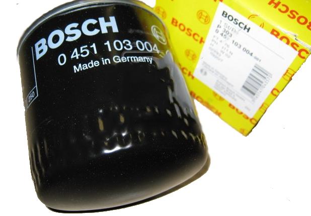 0451103004 Фильтр масляный Bosch