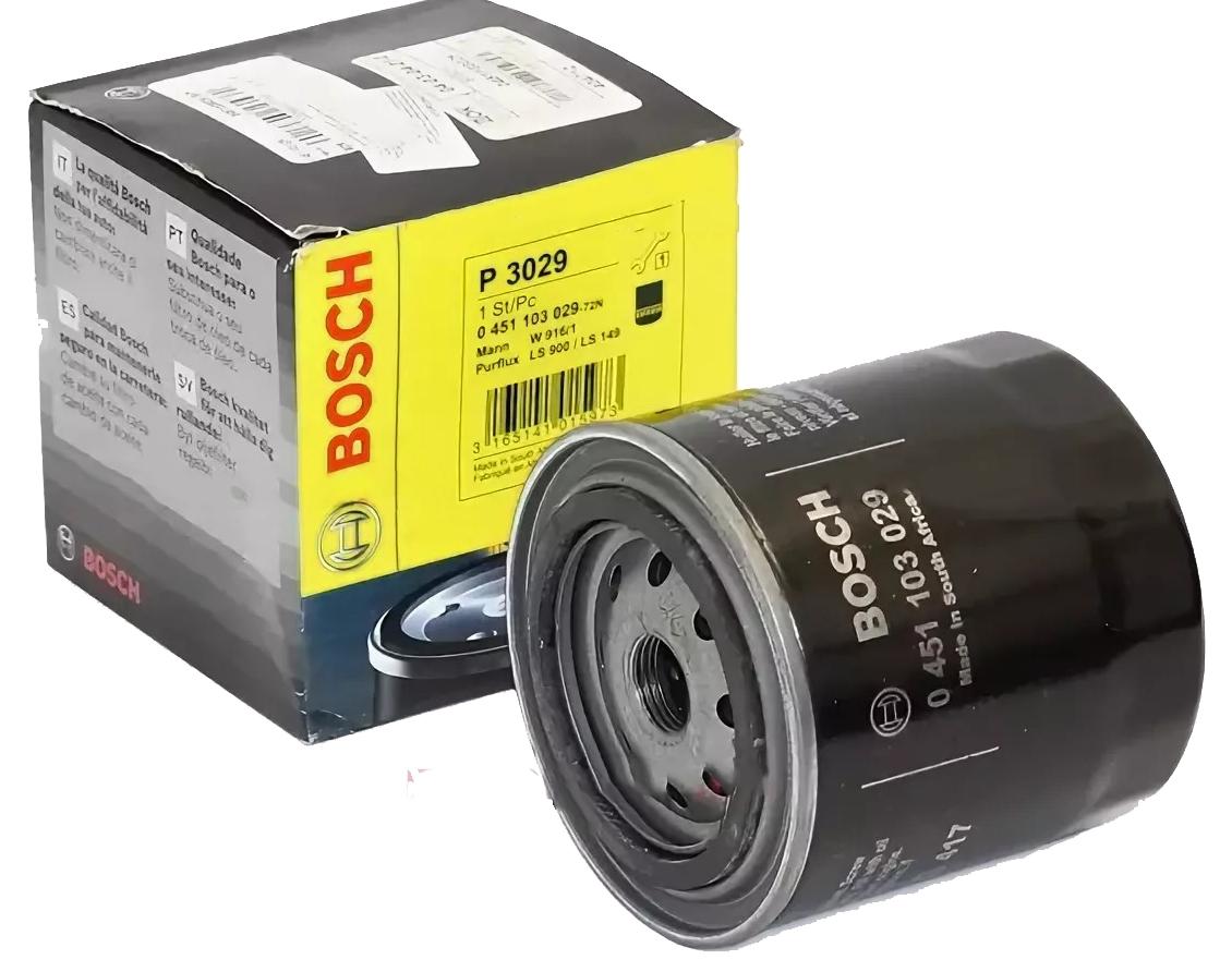 0451103029 Фильтр масляный Bosch