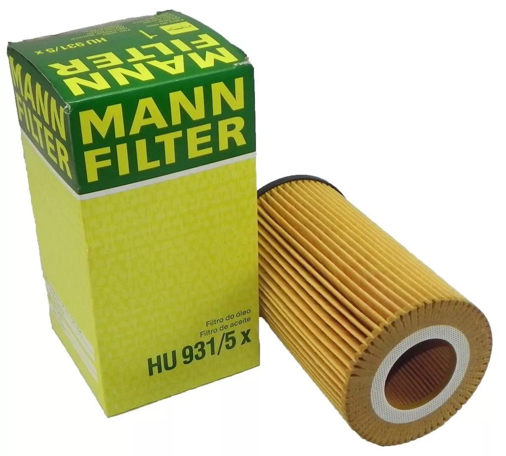 HU931/5X фильтр масляный Mann-Filter