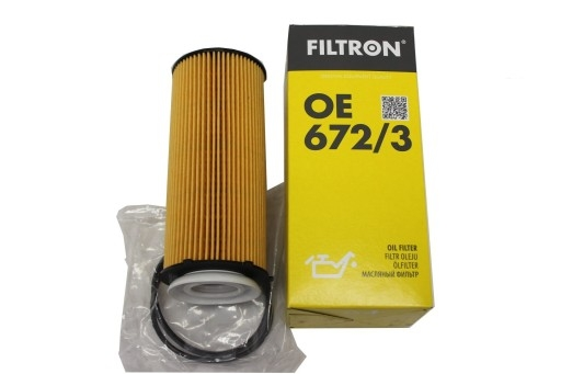 OE672/3 фильтр масляный Filtron