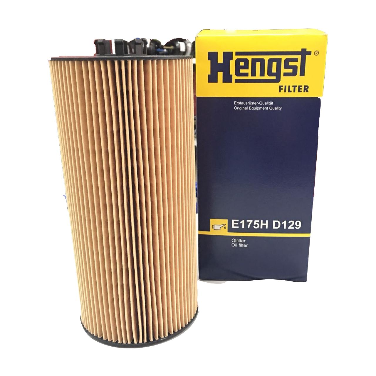 E175HD129 фильтр масляный Hengst