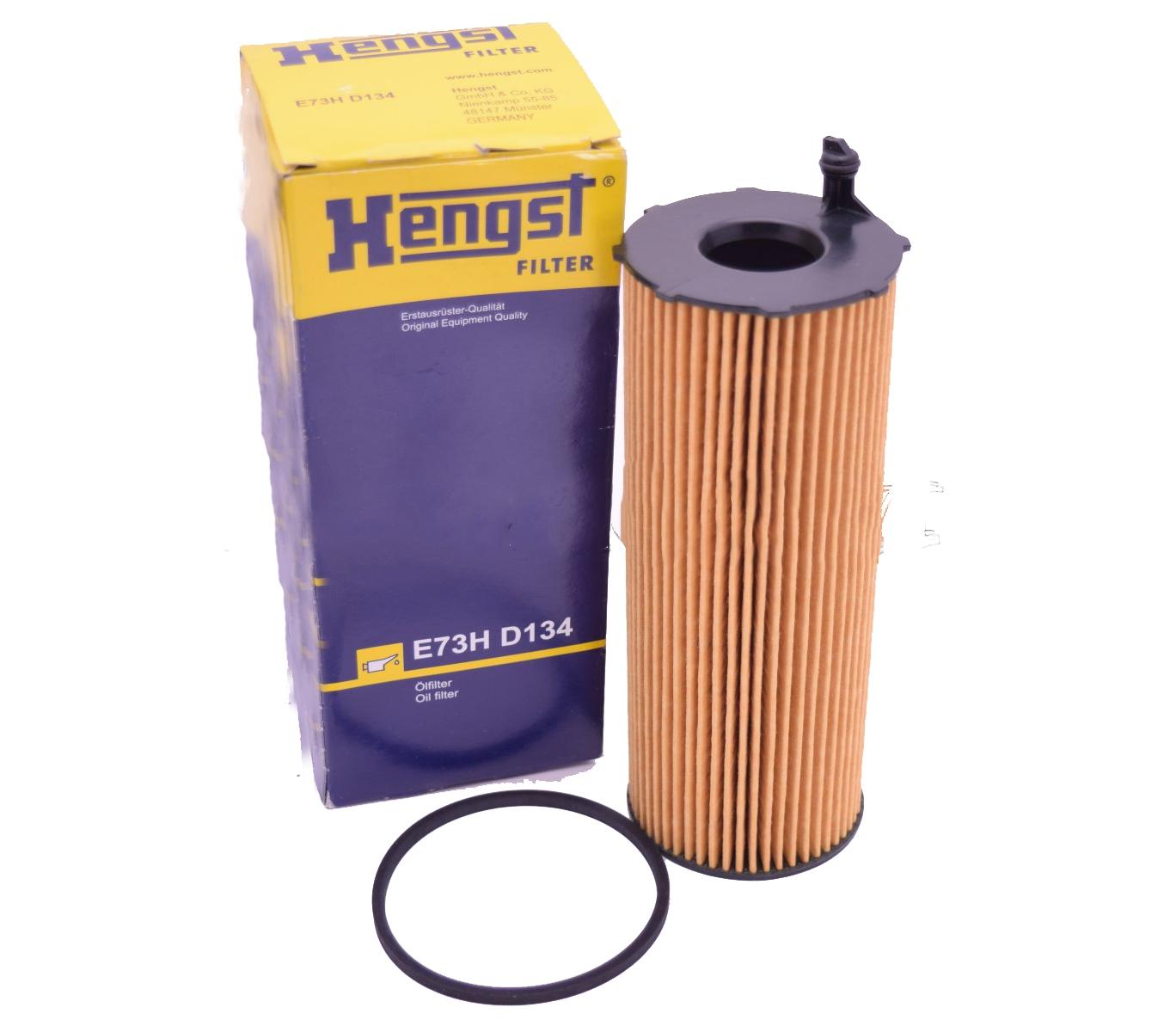 E73HD134 фильтр масляный Hengst