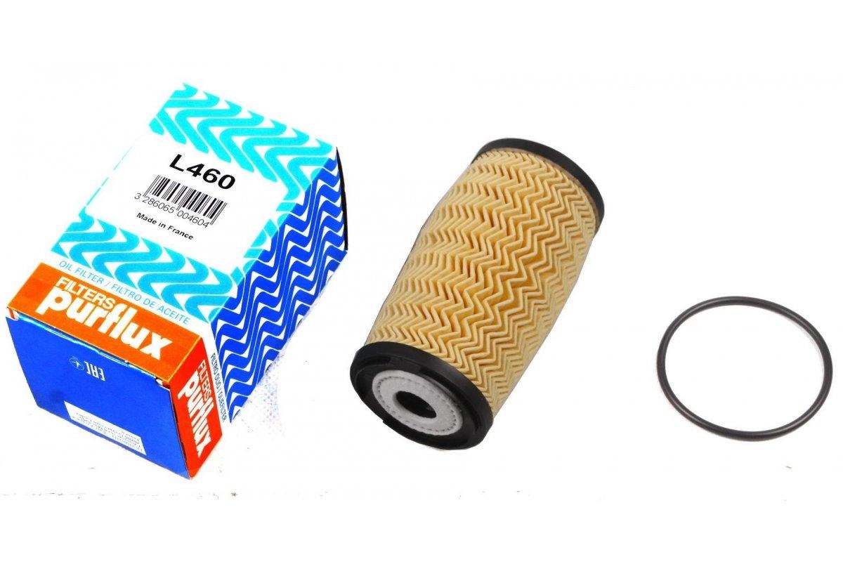 L460 фильтр масляный Purflux