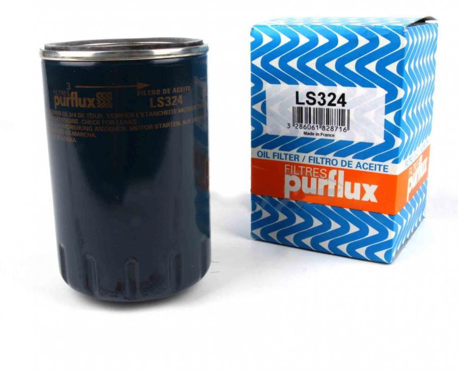 LS324 фильтр масляный Purflux