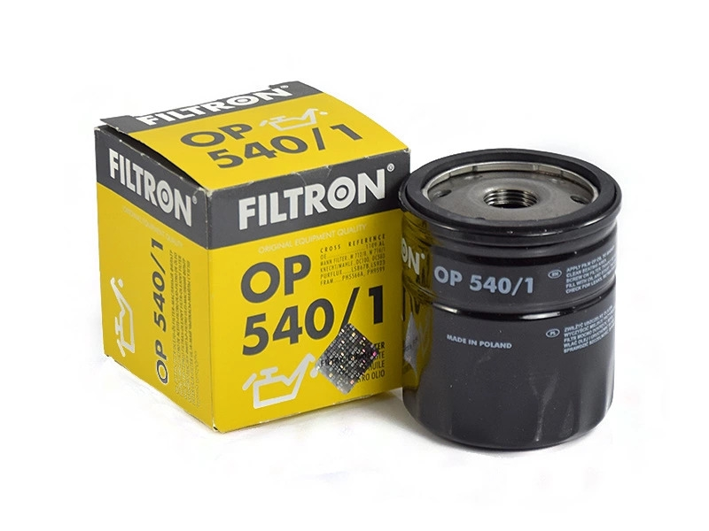OP540/1T фильтр масляный Filtron