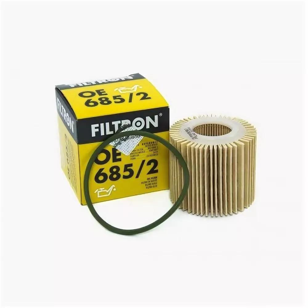 OE685/2 фильтр масляный Filtron