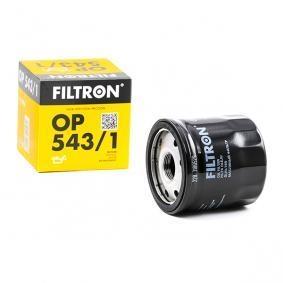 OP543/1 фильтр масляный Filtron