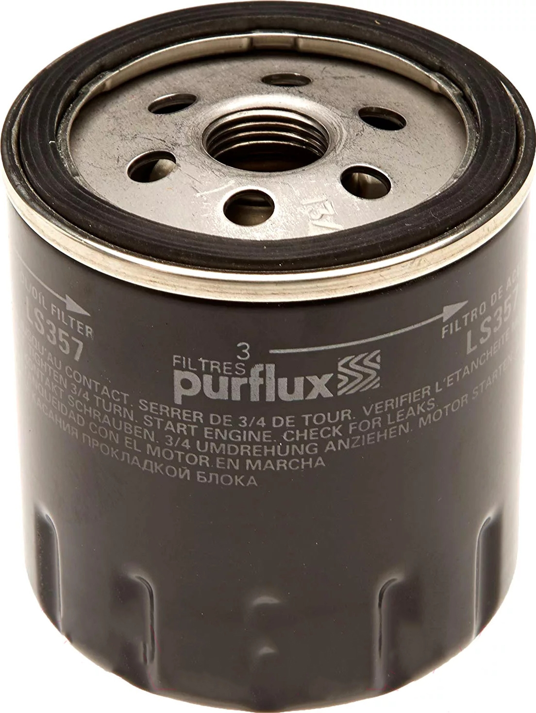 LS357 фильтр масляный Purflux