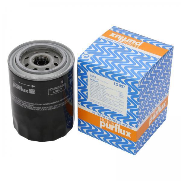 LS897 фильтр масляный Purflux