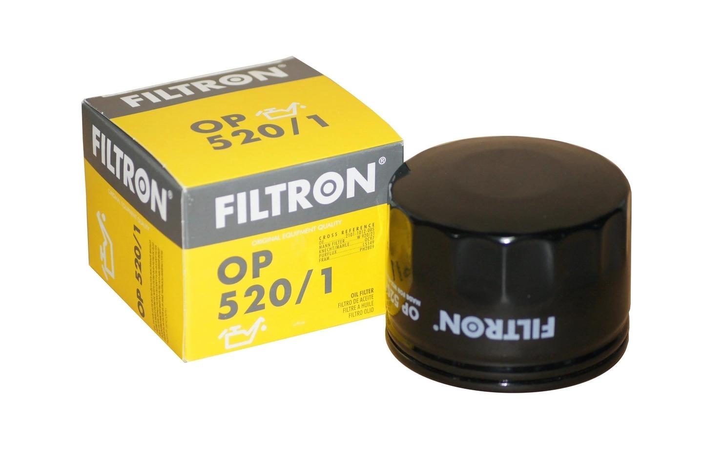 OP520/1 фильтр масляный Filtron