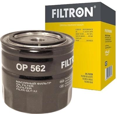 OP562 фильтр масляный Filtron