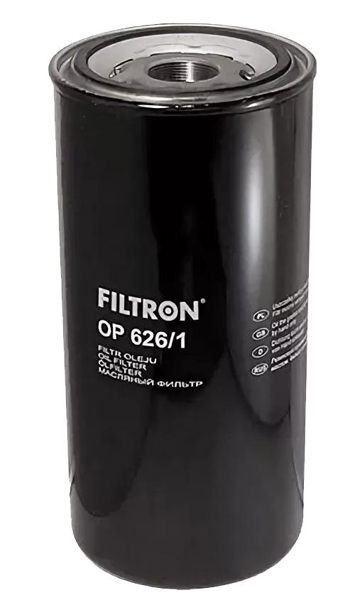 OP626/1 фильтр масляный Filtron