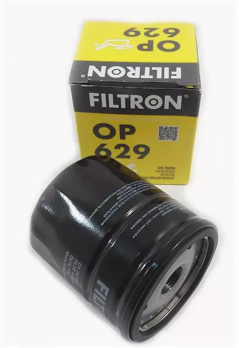 OP629T фильтр масляный Filtron