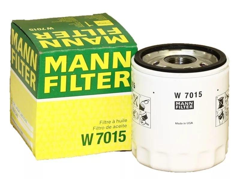 W7015 фильтр масляный Mann-Filter