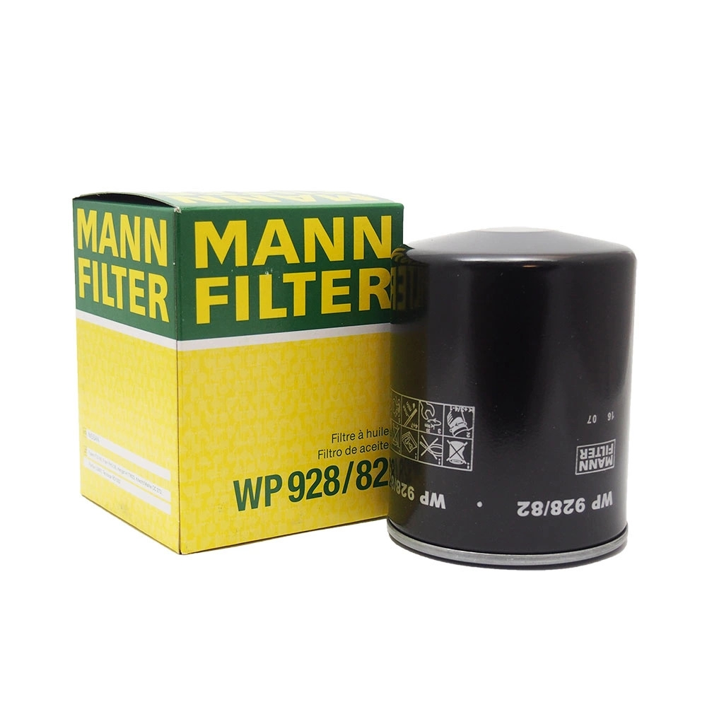 WP928/82 фильтр масляный Mann-Filter