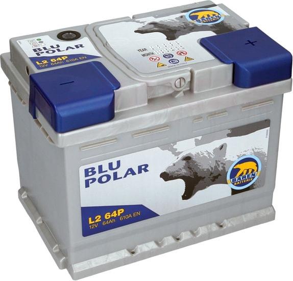 Аккумулятор Baren Blu Polar  (64 А/ч)