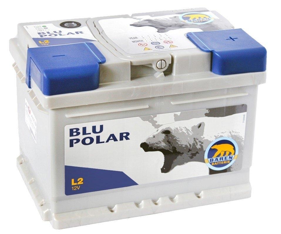 Аккумулятор Baren Blu Polar  (44 А/ч)