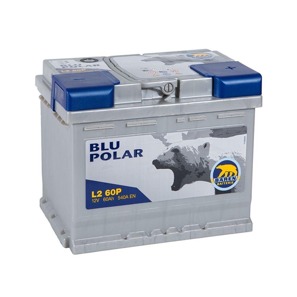 Аккумулятор Baren Blu Polar (60 А/ч)