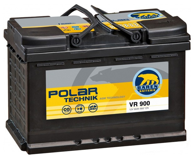 Аккумулятор Baren Polar Technik AGM VR900 (90Ah)