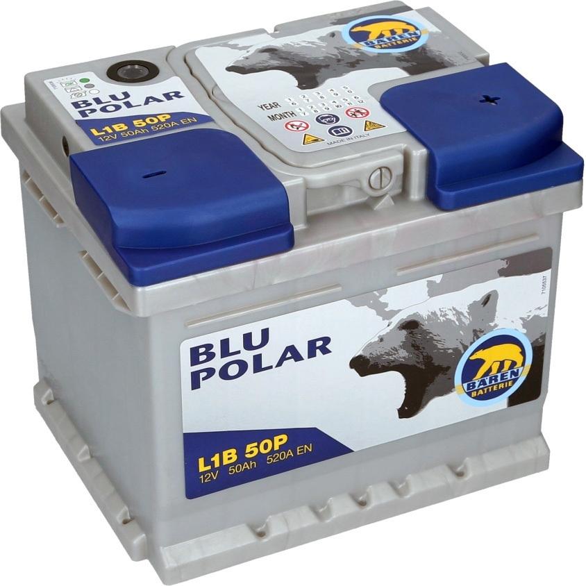 Аккумулятор Baren Blu Polar  (50 А/ч)