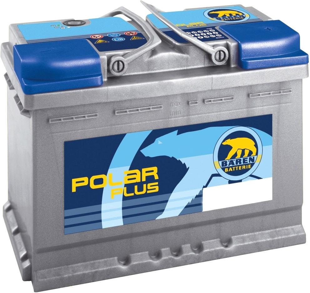 Аккумулятор Baren Polar Plus (44 А/ч)