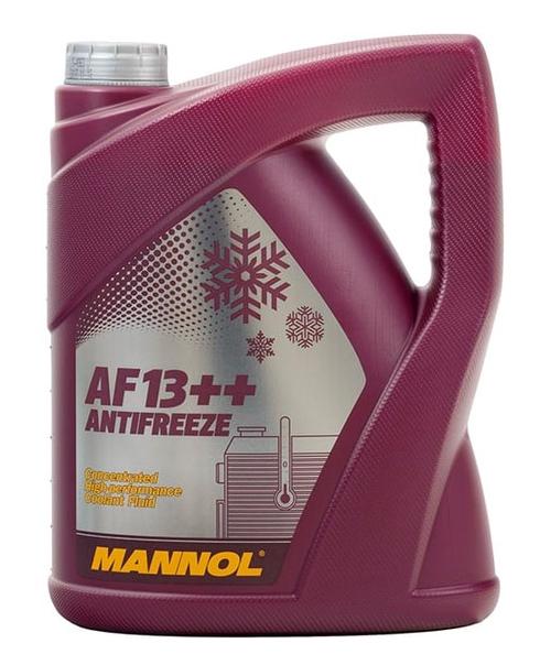 Антифриз Mannol Antifreeze AF13++ 5л