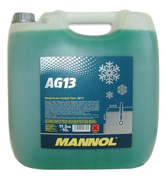 Антифриз Mannol Antifreeze AG13 10л