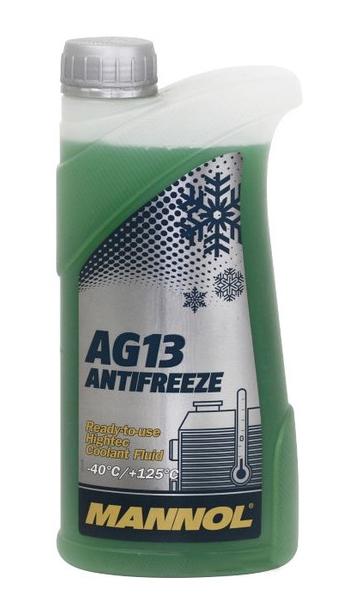 Антифриз Mannol Antifreeze AG13 1л