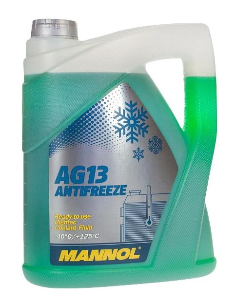 Антифриз Mannol Antifreeze AG13 5л