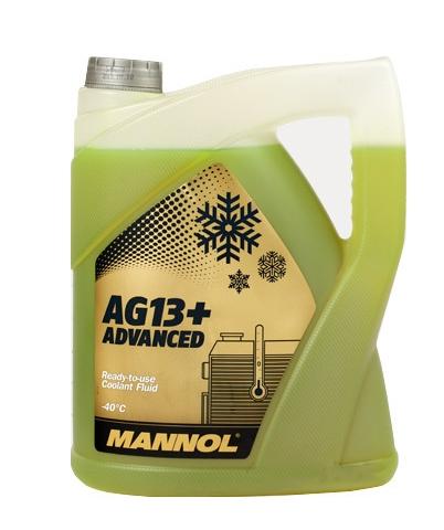 Антифриз Mannol Antifreeze AG13+ 5л