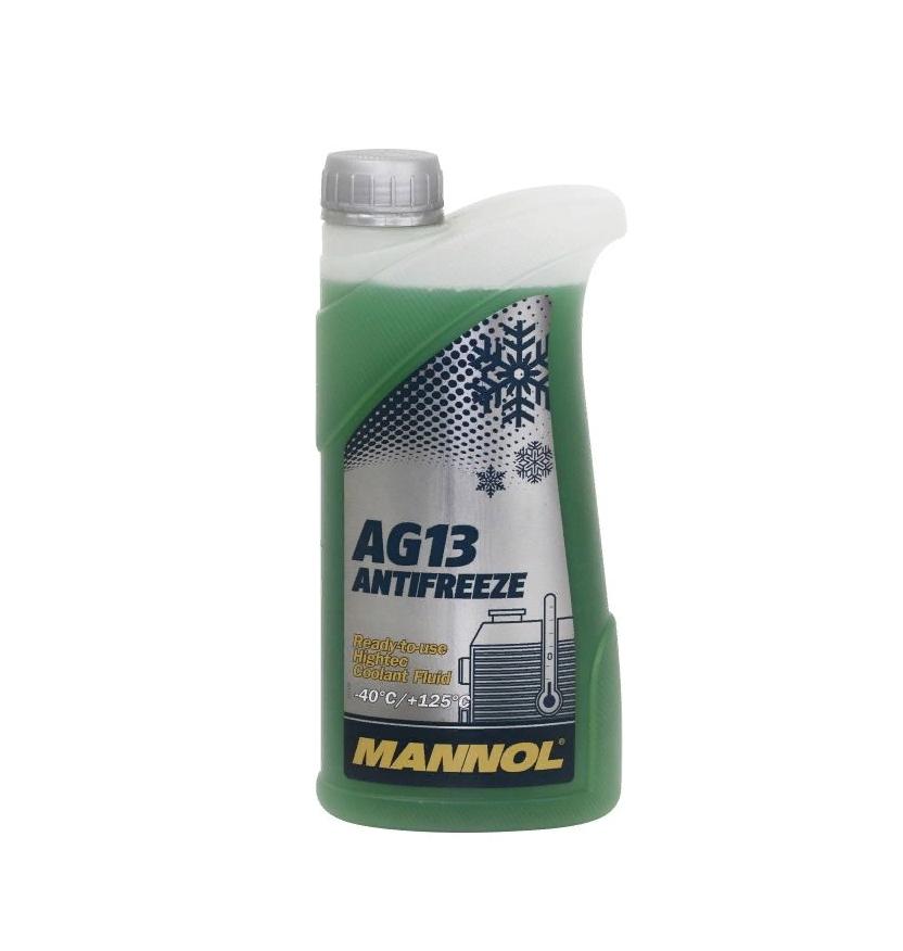 Антифриз Mannol Hightec Antifreeze AG13 1л