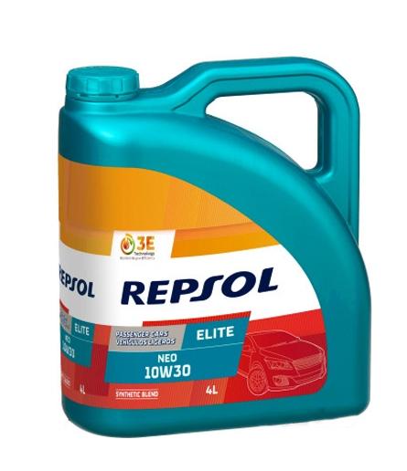 Моторное масло Repsol Elite Neo 10W-30 4л