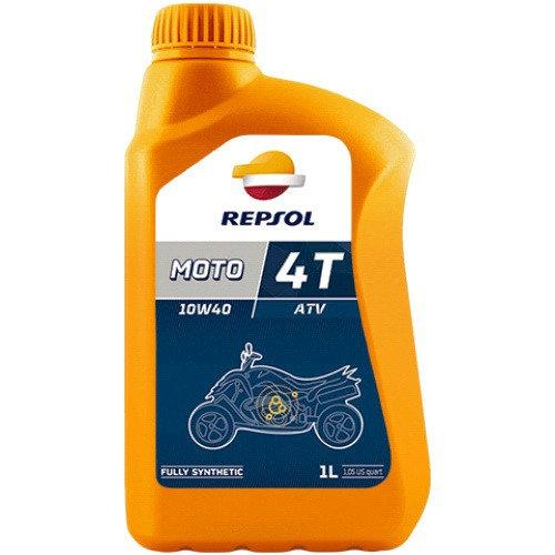 Моторное масло Repsol Moto ATV 4T 10W-40 1л