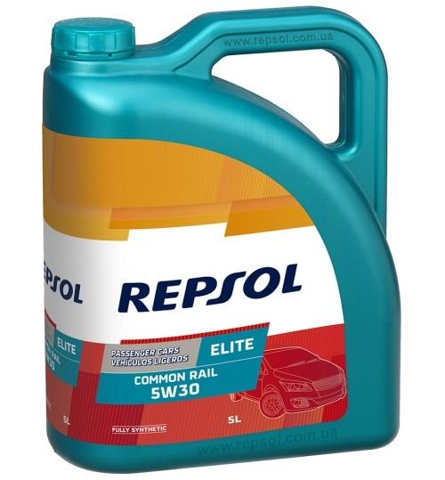 Моторное масло Repsol Elite Common Rail 5W-30 5л