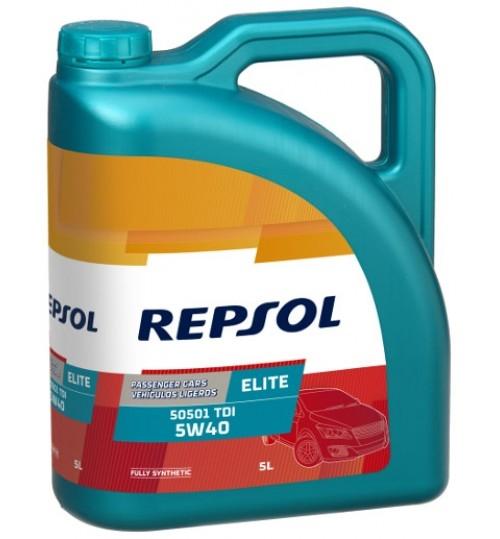 Моторное масло Repsol 50501 TDI 5W-40 5л