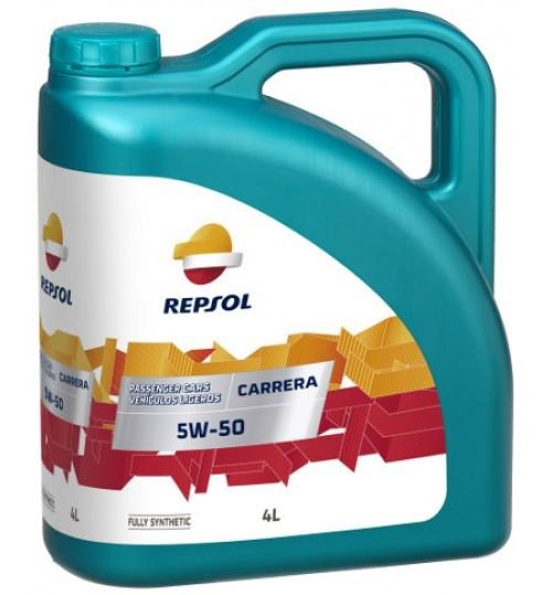 Моторное масло Repsol Carrera 5W-50 4л
