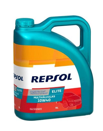 Моторное масло Repsol Elite Multivalvulas 10W-40 5л