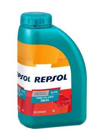 Моторное масло Repsol Elite Turbo Life 50601 0W-30 1л