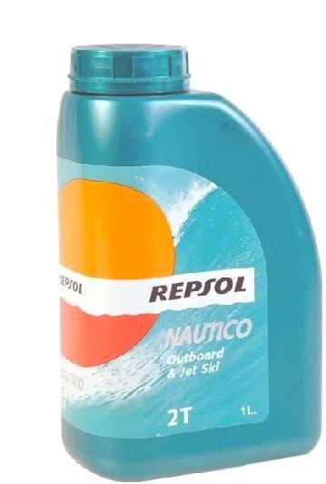 Моторное масло Repsol Nautico Outboard & Jet Ski 2T 1л