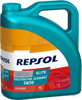 Моторное масло Repsol Elite Evolution F.Economy 5W-30 4л
