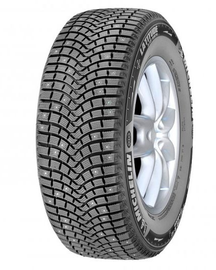 Шины Michelin Latitude X-Ice North 2+ 285/60R18 116T