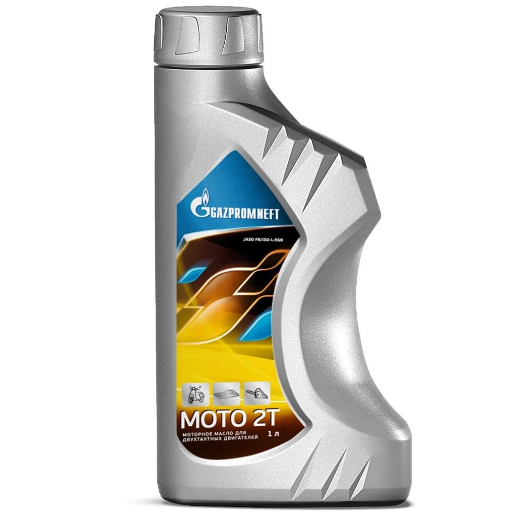 Моторное масло Gazpromneft Moto 2T 1л