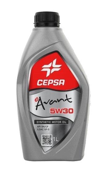 Моторное масло CEPSA AVANT 5W-30 1л