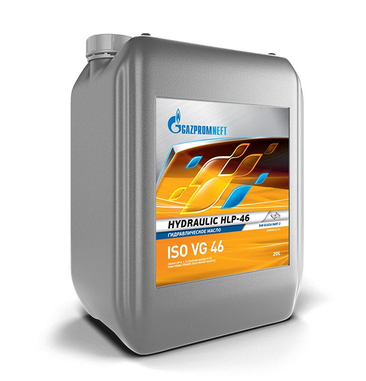 Масло гидравлическое Gazpromneft Hydraulic HLP 46 20л