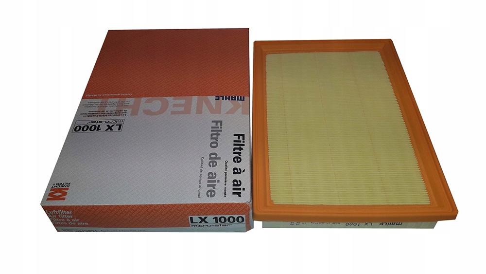 Фильтр воздушный LX1000 Knecht