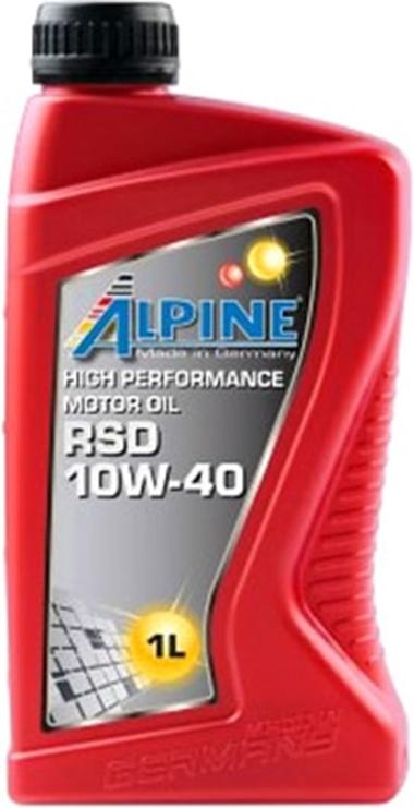 Моторное масло Alpine RSD Diesel-Spezial 10W-40 1л