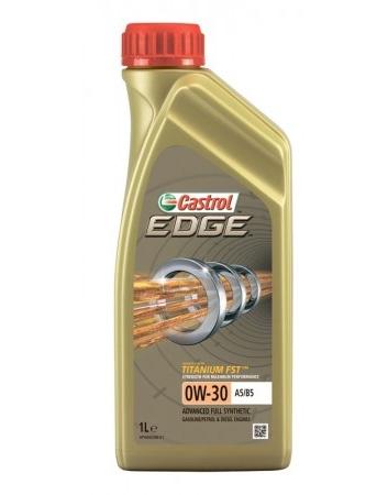 Моторное масло Castrol Edge 0W-30 A5/B5 1л