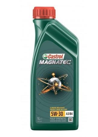 Моторное масло Castrol Magnatec 5W-30 A3/B4 1л