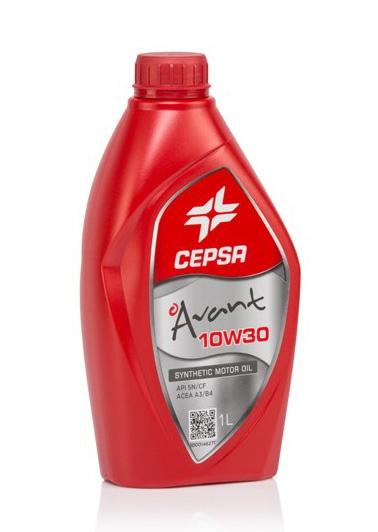 Моторное масло CEPSA Avant 10W-30 1л