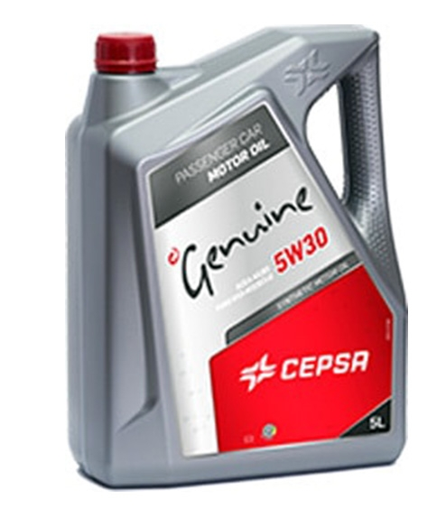 Моторное масло CEPSA Genuine Synthetic 5W-30 5л